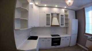 Дизайн квартиры, Ремонт квартиры в Астане, до и после