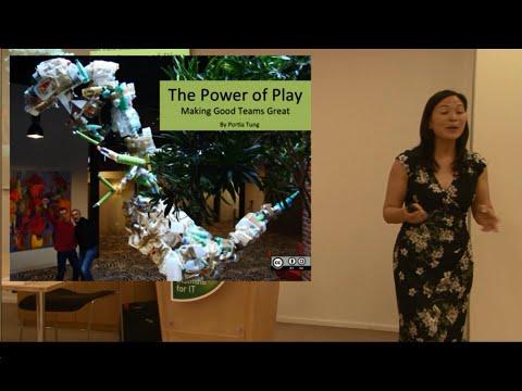 LLKD15 - The Power of Play: Making Good Teams Great - Portia Tung