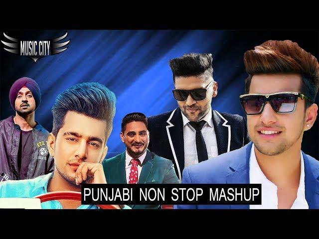 Non stop Bhangra Mashup 2018 - Punjabi DJ Remix songs - Latest Punjabi Mashup 2018