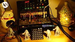 An Illbient track feat. Volca Fm + Volca Modular + PO-32 Tonic