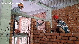 Excellent construction - build a brick wall defense