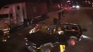 Fatal Traffic Collision with Big Rig