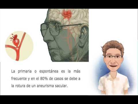 HEMORRAGIA SUBARACNOIDEA  CONCEPTO Y CLASIFICACIÓN