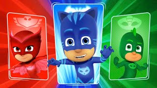PJ Masks Hero Training Sticky Splats Soccer and Catch The Ninjalinos