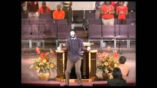 "Marvin Sapp ""My Testimony"" ministered by Stylez Harvey"