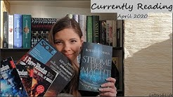CURRENTLY READING März/April 2020 | Fantasy und Perry Rhodan | Lesestapel |Letters&Life