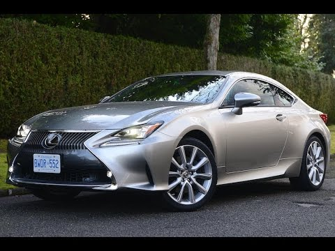 2015 lexus rc 350 awd review how to save money and do it yourself. Black Bedroom Furniture Sets. Home Design Ideas