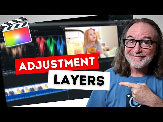 How To Use An Adjustment Layer In Final Cut Pro X [Tutorial and FREE Download]