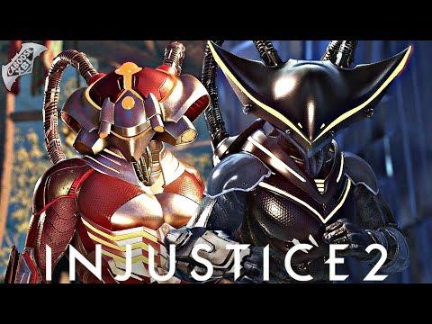 Injustice 2 Online - COOLEST BLACK MANTA GEAR!