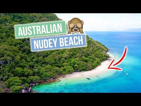 Australian beach nude