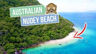 Nude Beach in Australia!!