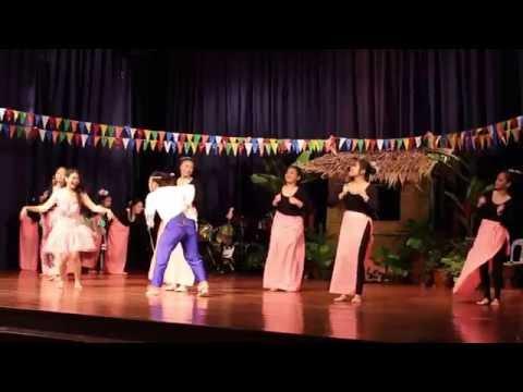 PIPIT Dance Interpretation   Buwan ng Wika 2015