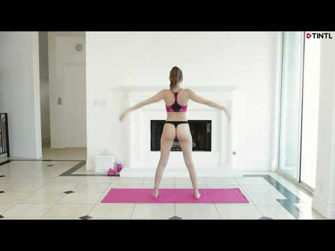 Riley Reid does yoga in Interracial Superstars Vol.1 (sfw) thumbnail