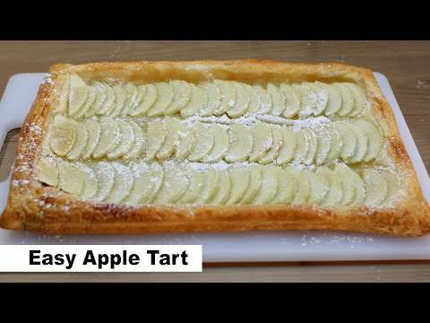 how-to-make-an-apple-tart-easy-homemade-apple-tart-recipe-with-puff-pastry