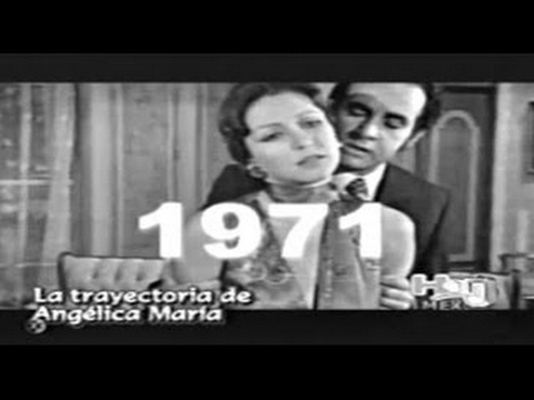 ANGELICA MARÍA - Telenovelas Muchacha italiana viene a casarse -Ana del Aire -Yara