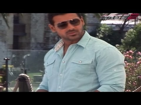 John Abraham's Character In Race 2 - Behind The Scenes