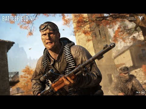 Battlefield V - New Maps Gameplay Reveal – Live at EA PLAY 2019