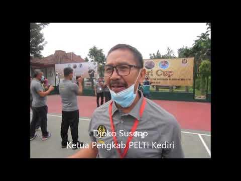 Pengkab PELTI Kediri Bakal Gelar Turnamen Tenis Yunior
