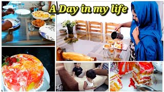 A day in my life||A busy day||breakfast||Lunch||special cake preperation||quick party vlog malayalam