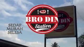 Restoran Kelantan Bro Din Station Bunut Payong Ketereh Kota Bharu Kelantan Malaysia
