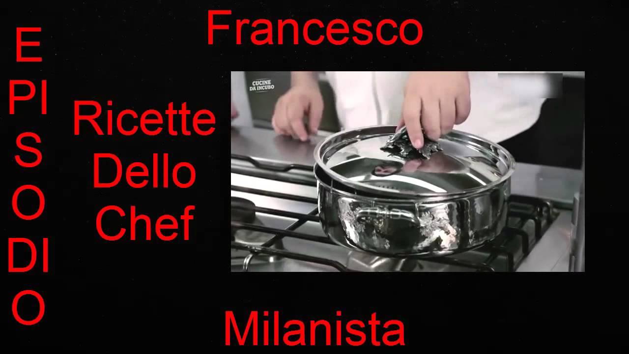 Le ricette di antonino cannavacciuolo cucine da incubo italia episodio 12 hd youtube - Ricette cucine da incubo ...
