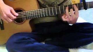 Solo Fingerstyle Guitar Arrangement, Tuning: Standard。 Capo: 2f...