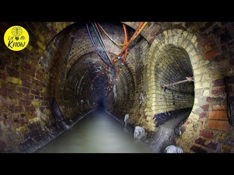 In 1836 A Sewer Worker Followed An Old Drain – And Found A Secret Haul Of Treasure At The End