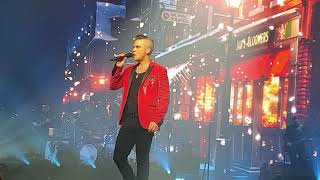Robbie Williams - Time for Change - Live @ SSE Arena, London,  16/12/2019