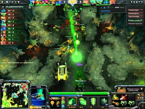 WarLord Dota Game 2 (Первое появление CoCu (Кобальт Купрум)