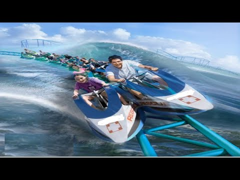 Dangerous Water Slides||water Park|food Truck|zip Line|outing|good Morning Whatsapp Status|