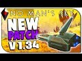 NEW UPDATE 1 34 No Man S Sky Part 7 CRAZY MONSOON PLANET NMS Atlas Rises Update 1 3 mp3