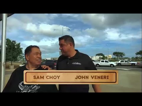 Sam Choy's in the Kitchen: Honolulu Fire Department