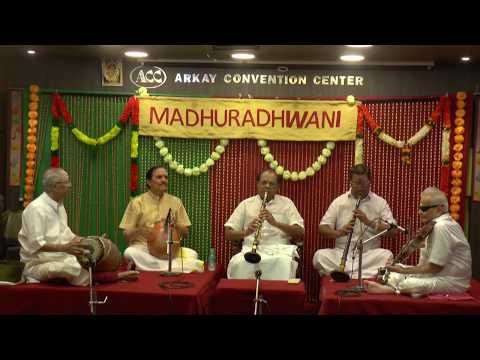ACC's Eighth Anniversary - A K C Natarajan Clarinet