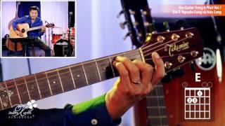 Học Guitar Trong 8 Phút Vol.1- Bài 9: Nguyên Cung và Nửa Cung P1