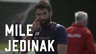 Mile Jedinak Interview