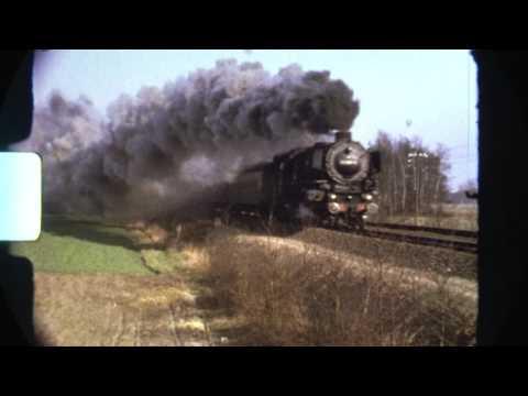DB Steam (2): Rheine January 1975,  Hamburg-Altona 1972 and miscellaneous
