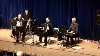 The Steven Carcary Scottish Dance Band - The Eva Three Step