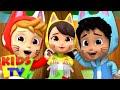 Three Little Kittens + More Nursery Rhymes & Kids Songs | Baby Cartoon | Children's Music - Kids Tv