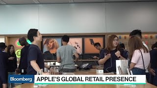 Apple Stores Hit With Customer Service Complaints