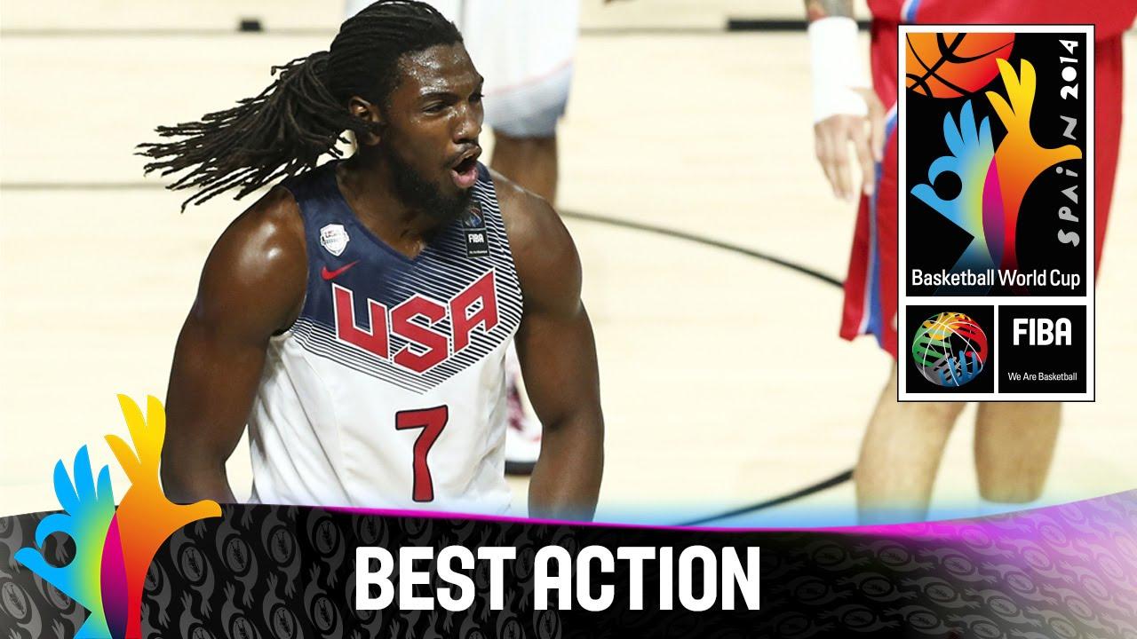 9bf41e3222d9 USA v Serbia – Best Action – 2014 FIBA Basketball World Cup