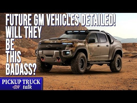 GM Next-Gen SUVs, Chevy/GMC Pickups - What You Can Expect To See