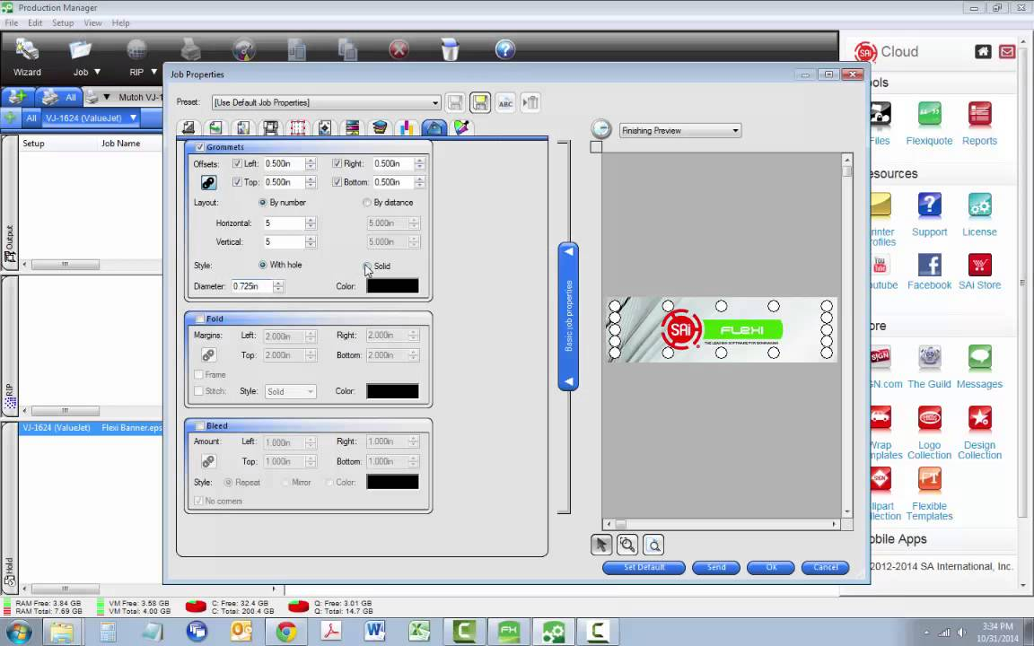 Flexi sign Manual Flexi Sign Making Software RIP Software SAi