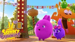 Cartoons for Children | SUNNY BUNNIES - ARCADE GAMES | Funny Cartoons For Children