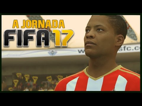PRIMEIRO CLUBE!!!  - FIFA 17 - The Journey - PARTE #2
