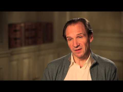 """The Grand Budapest Hotel: Ralph Fiennes """"M. Gustave"""" On Set Movie Interview"""
