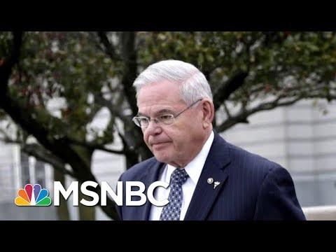 Judge Declares Mistrial In Senator Bob Menendez Bribery Trial | MSNBC