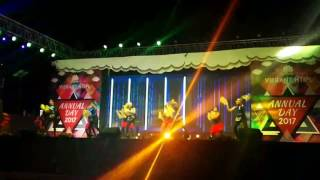 Annual day celebration @ Huawei technologies India Pvt Ltd