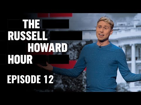 The Russell Howard Hour - Series 1, Episode 12