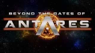 Beyond the Gates of Antares - Unboxing