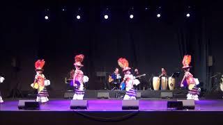 61ème festival international de folklore de nice nicaragua